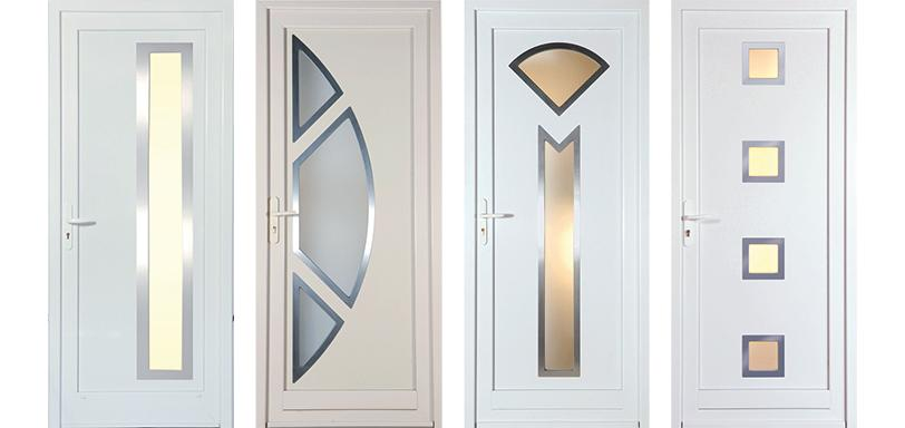 Porte d 39 entr e maison ph nix volution for Porte d entree de maison