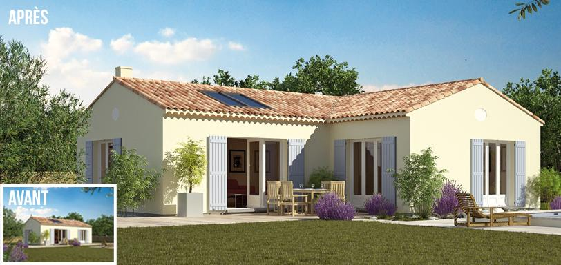 Extension Maison Au Sol Phnix volution